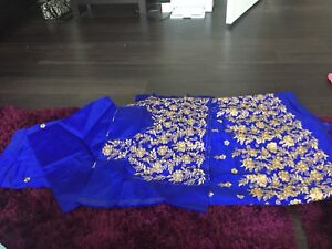 Selling sarees and Indian lenghas— cheap