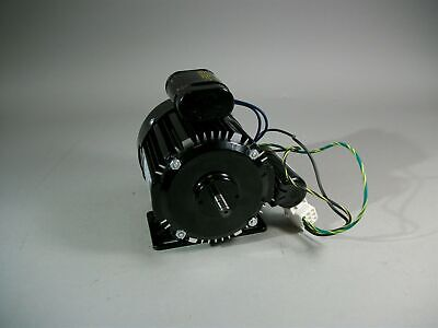 Mallory Bodine 42y4bfdi Small Single Phase Motor 120v 60 Hz 18 Hp 1725 Rpm