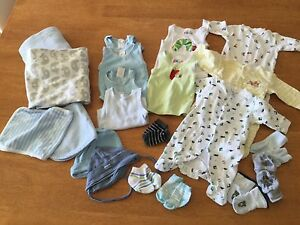 Baby boys clothing size 0000 Dawesville Mandurah Area Preview
