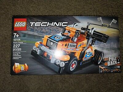 Lego 42104 LEGO Technic Race Truck 42104 Pull-Back Model Building Set