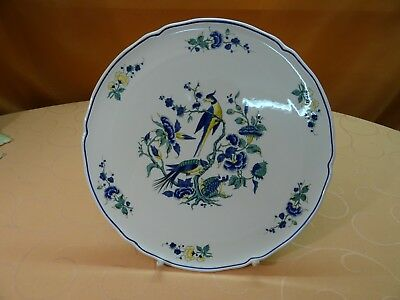 Königskuchenplatte 32,4 x 15,2 cm Villeroy /& Boch Phoenix blau
