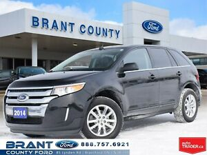 2014 Ford Edge Limited - NAV, POWER LIFTGATE, BACK UP CAMERA!