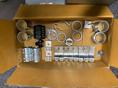 Electrical Supplies Lot Used For A 200 Amp Job