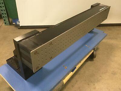 Newport Optical Breadboard Table 40wx5-12dx4-38h Wangle Mounting Brackets