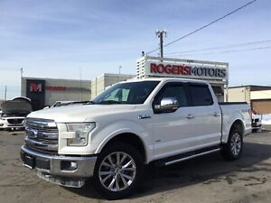 2016 Ford F-150 4WD LARIAT - SUPERCREW - NAVI - PANO ROOF