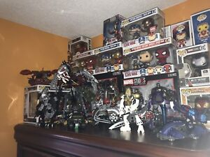 In Search of Bionicles and Halo Mega bloks