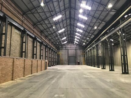 1000m2 Warehouse Workshop Space in heart of Alexandria! Alexandria Inner Sydney Preview