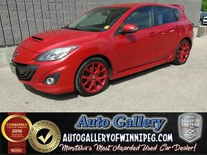 2012 Mazda Mazda3 *Turbo/Htd. Leather