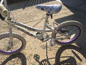 """Girls 16"""" tire, Nakamura Dream Bike"""