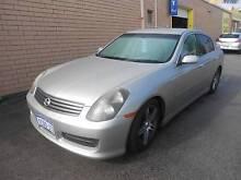 2002 Nissan Skyline V6 3.5 Sedan  $6,950 / $38 pw Wangara Wanneroo Area Preview