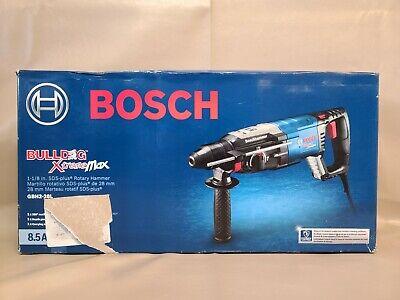 Bosch Gbh2-28l Bulldog 8.5-amp Sds-plus Variable Speed Rotary Hammer Drill