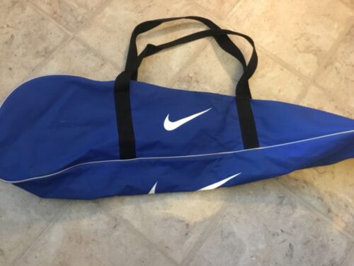 Nike baseball bat bag, electric  blue