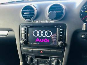 Audi A3 s3******2012 car DVD GPS head unit free reverse camera Revesby Bankstown Area Preview