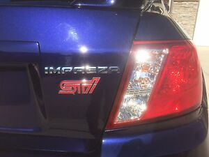 SOLD - Impreza WRX STi Sport-Tech