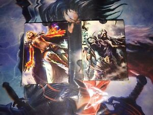 Wulven Game Shadow Era TCG Exclusive and Premium Decks Sealed