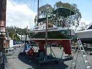 Triton 28 Sail boat, ideal for cruising or racing. Priced to sell Merewether Newcastle Area Preview