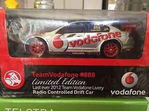 Last of 2012 Team Vodafone Limited Edition Arundel Gold Coast City Preview