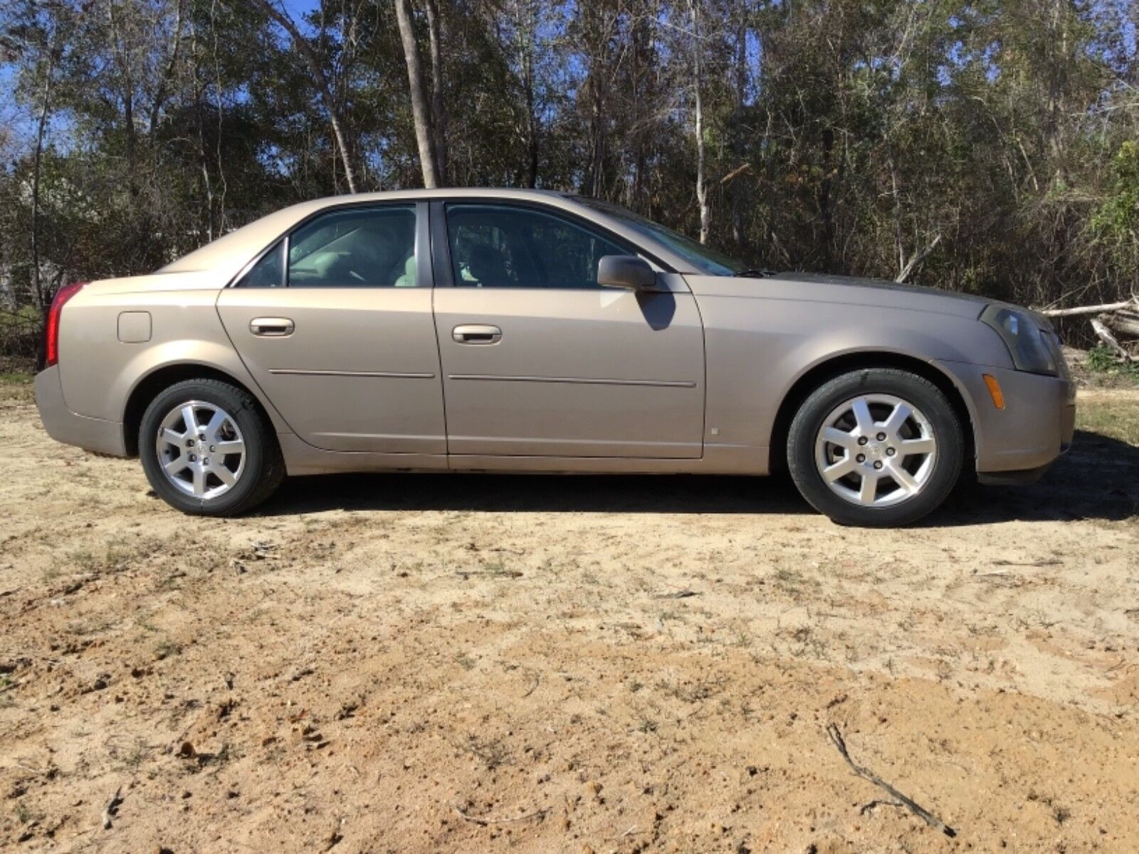 2007 Cadillac CTS  2007 Cadillac CTS one owner