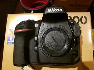 Nikon D800 Adelaide CBD Adelaide City Preview