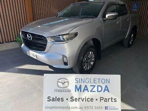 2020 Mazda BT-50 XT (4x4) Singleton Singleton Area Preview