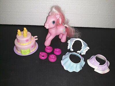 My Little Pony Petit Poney Mein Kleines Pony G3 Dress Up Pinky Pie Party Fun ()