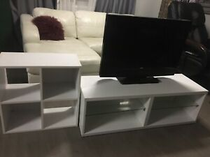 Package deal wall unit/t.vremote/cube