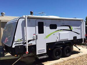 Jayco expanda 17:56:2 outback caravan Sellicks Beach Morphett Vale Area Preview