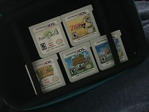 3ds games, selling individually