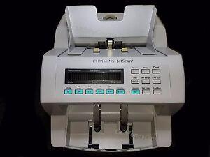 cummins currency counter bill cash counting ebay rh ebay com Cummins JetScan Money Counter Cummins JetScan Money Counter 4021