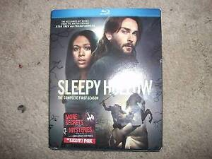 sleepy hollow dvd Scoresby Knox Area Preview
