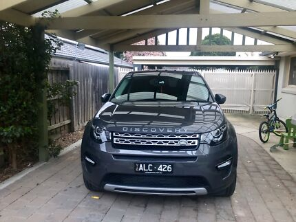 2016 Land Rover Discovery Sport TD4 HSE Auto 4x4 MY16.5 Ferntree Gully Knox Area Preview