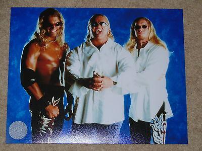 "EDGE CHRISTIAN GANGREL WWE PHOTO WRESTLING 8x10"" THE BROOD"