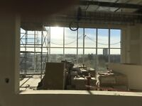 Experienced Drywall / Taper