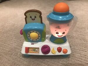 Bright Starts - Giggling Gourmet Rise 'n Dine Busy Cafe toy