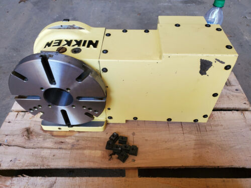 Nikken Rotary Table CNC-201