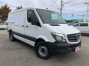 2016 Mercedes-Benz Sprinter 2500 Standard Roof