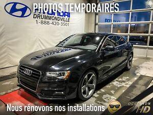 Audi A5 + PROGRESSIV + QUATTRO + NAVI + B&O + 19'' + UNIQUE