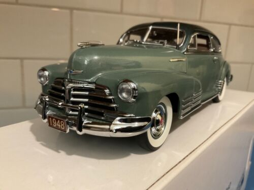 Danbury Mint  -  1948 Chevy Fleetline Aerosedan ...........  Car Only - No Box