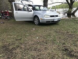 2000 golf 2.0L as is