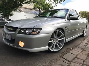 2006 VZ SS Z V8 6.0L GEN-4 THUNDER UTE LOW KMS+LONG REG+RWC Coburg Moreland Area Preview