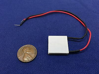 Tec1-04902 3.7v Thermoelectric Cooler Cooling Peltier Plate Module 20 X 20mm C10