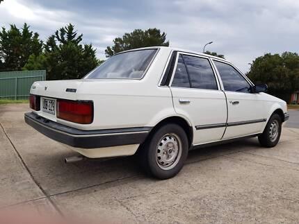 1986 Mazda 323 Sedan