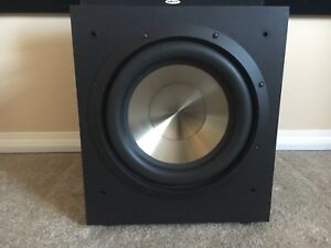 BIC America F12 Subwoofer (475 W, front firing)