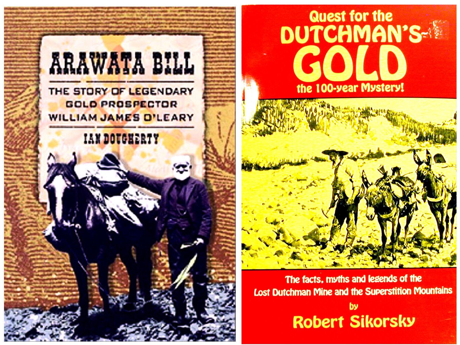Lost Dutchmans Gold Arawata Bill Prospecting Treasure Hunting