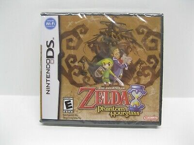 New Sealed DINGED - The Legend of Zelda - Phantom Hourglass - Nintendo DS comprar usado  Enviando para Brazil
