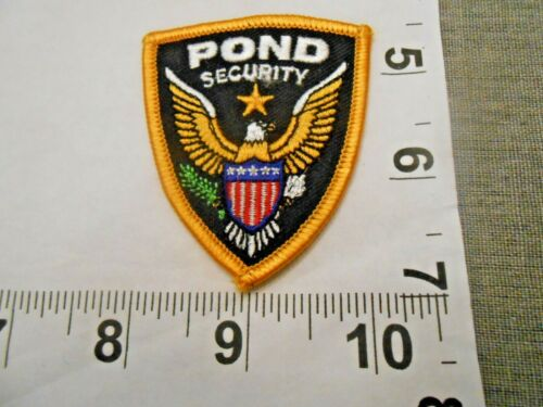 POND security (Germany)       free shipping