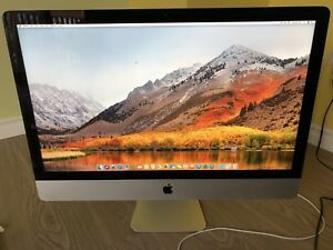 "27"" iMac (Late 2012, Maxed Out Specs)"