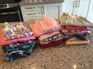 Girls Clothes Lot - size 5 - brand names