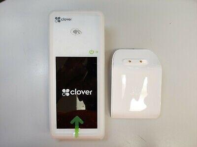 Clover Flex C401u Credit Card Swipe Case Cradle Fast Ship Read