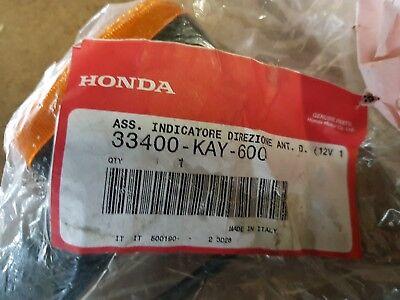 HONDA NSR 125 INDICATOR RIGHT FRONT 95 TO 01 33400KAY600